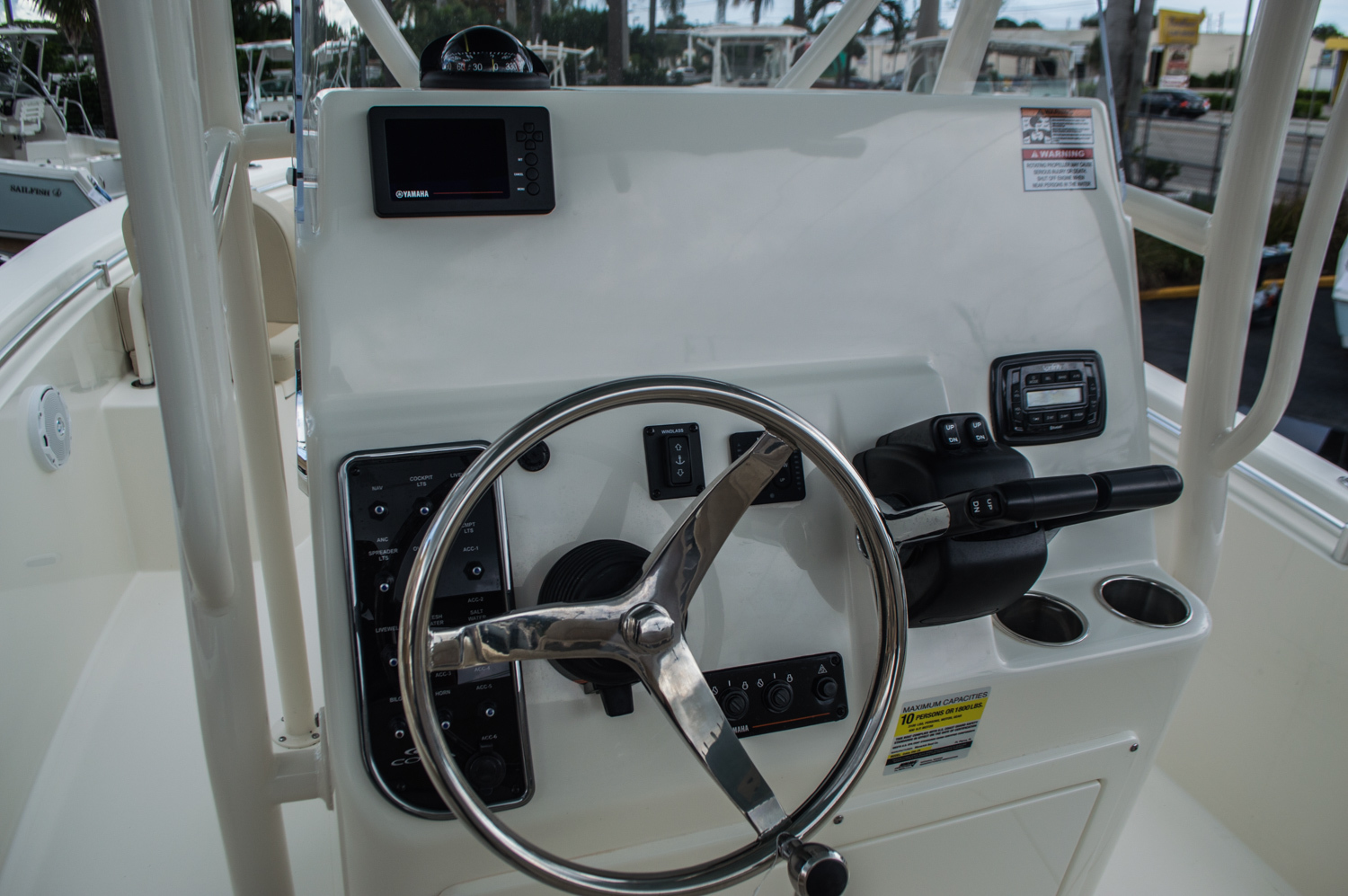 Thumbnail 28 for New 2016 Cobia 256 Center Console boat for sale in Miami, FL