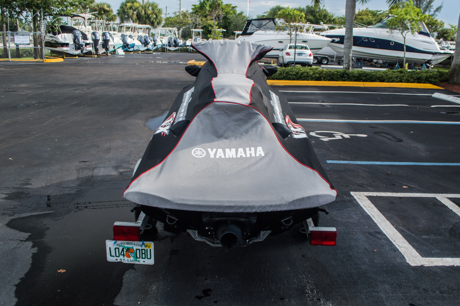Thumbnail 16 for Used 2007 Yamaha VX Cruiser boat for sale in West Palm Beach, FL