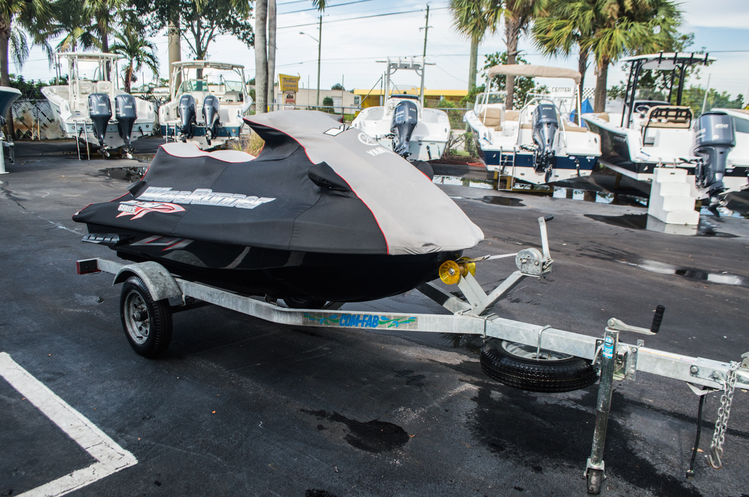 Thumbnail 18 for Used 2007 Yamaha VX Cruiser boat for sale in West Palm Beach, FL