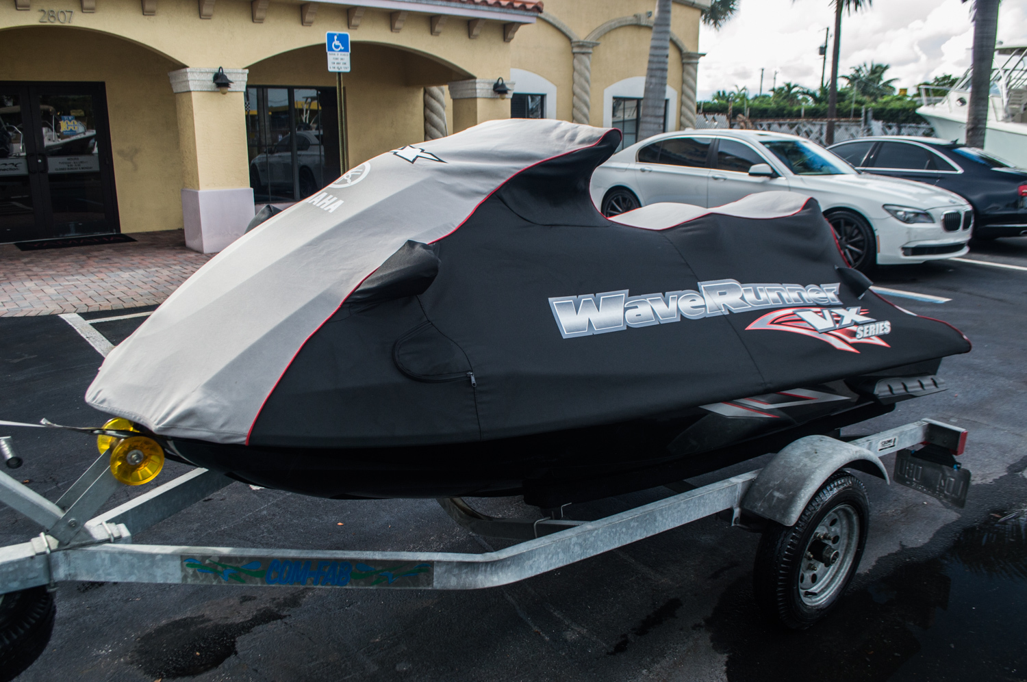 Thumbnail 20 for Used 2007 Yamaha VX Cruiser boat for sale in West Palm Beach, FL