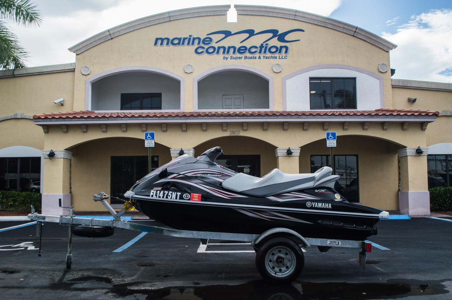 Used 2007 Yamaha VX Cruiser boat for sale in West Palm Beach, FL