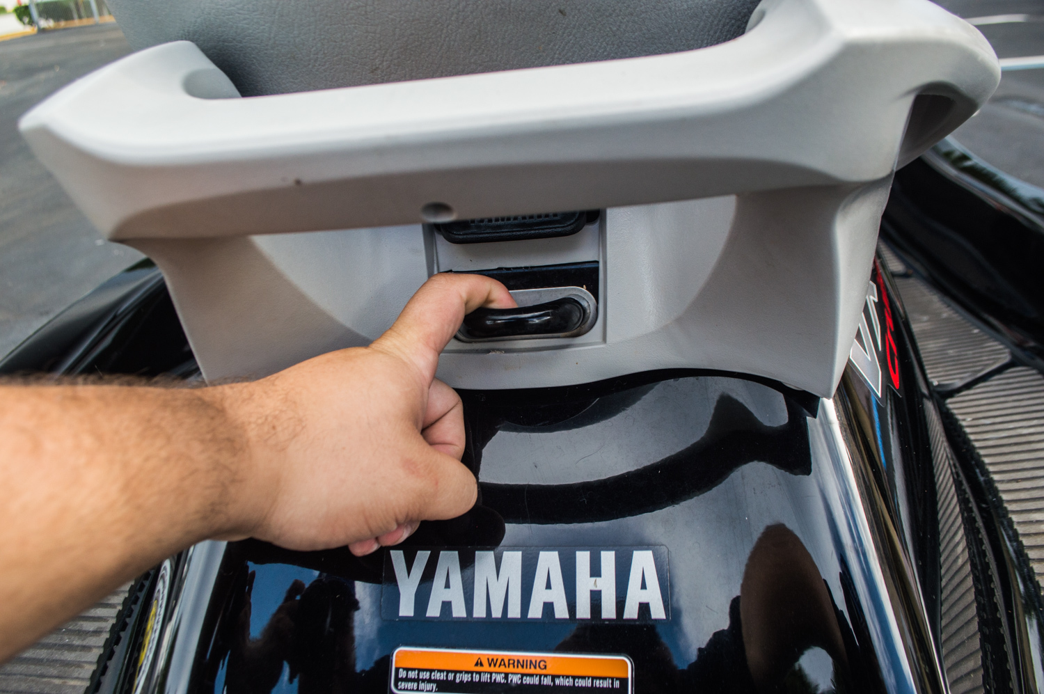 Thumbnail 5 for Used 2007 Yamaha VX Cruiser boat for sale in West Palm Beach, FL