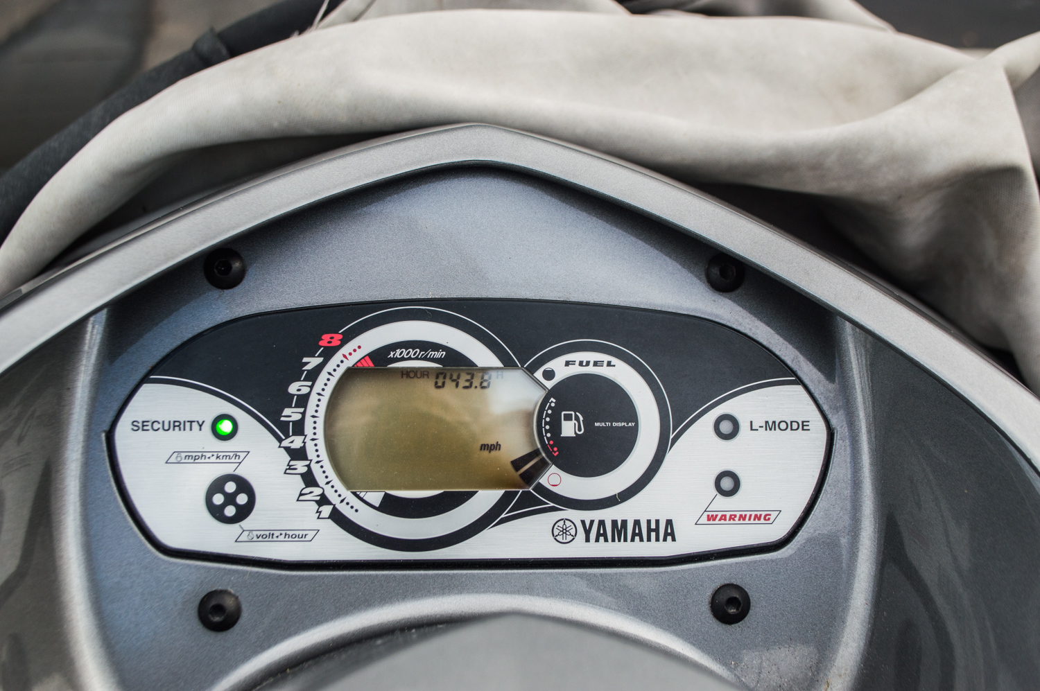 Thumbnail 11 for Used 2007 Yamaha VX Cruiser boat for sale in West Palm Beach, FL