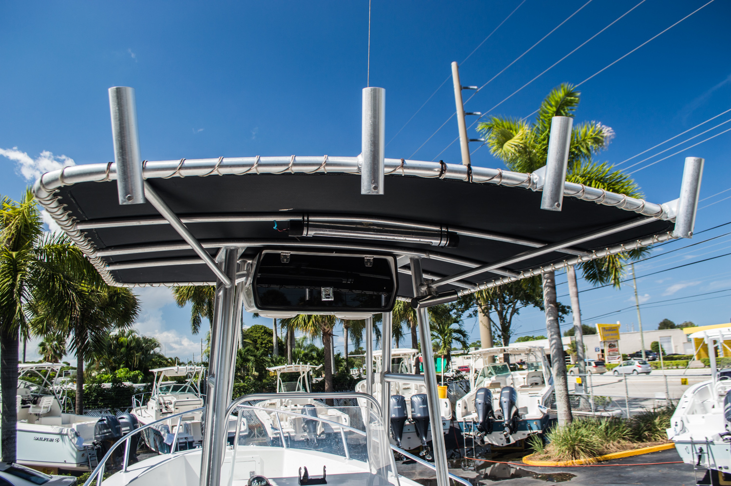 Thumbnail 9 for Used 2002 Angler 204 CC Center Console boat for sale in West Palm Beach, FL