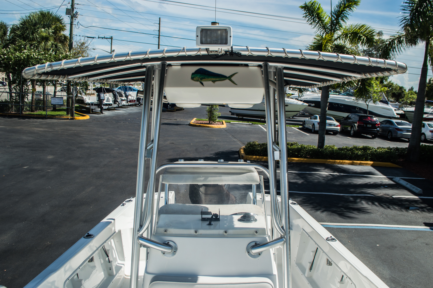 Thumbnail 14 for Used 2002 Angler 204 CC Center Console boat for sale in West Palm Beach, FL