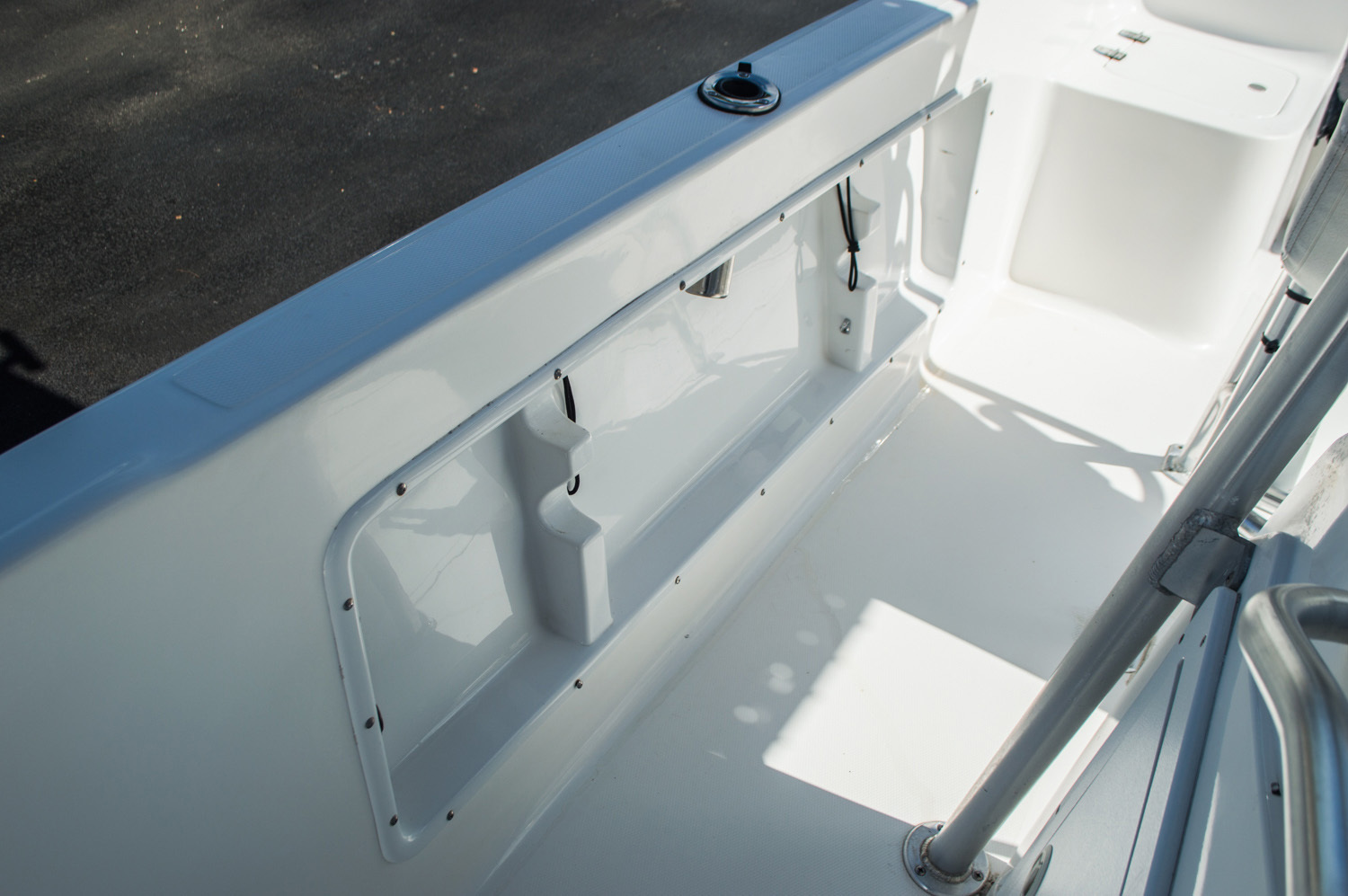 Thumbnail 17 for Used 2002 Angler 204 CC Center Console boat for sale in West Palm Beach, FL