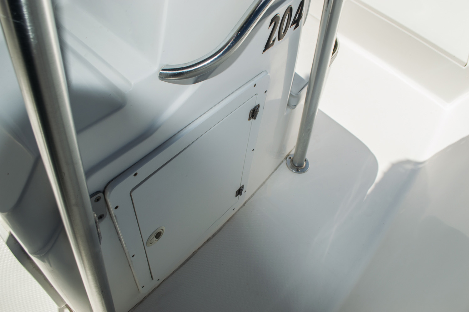 Thumbnail 18 for Used 2002 Angler 204 CC Center Console boat for sale in West Palm Beach, FL