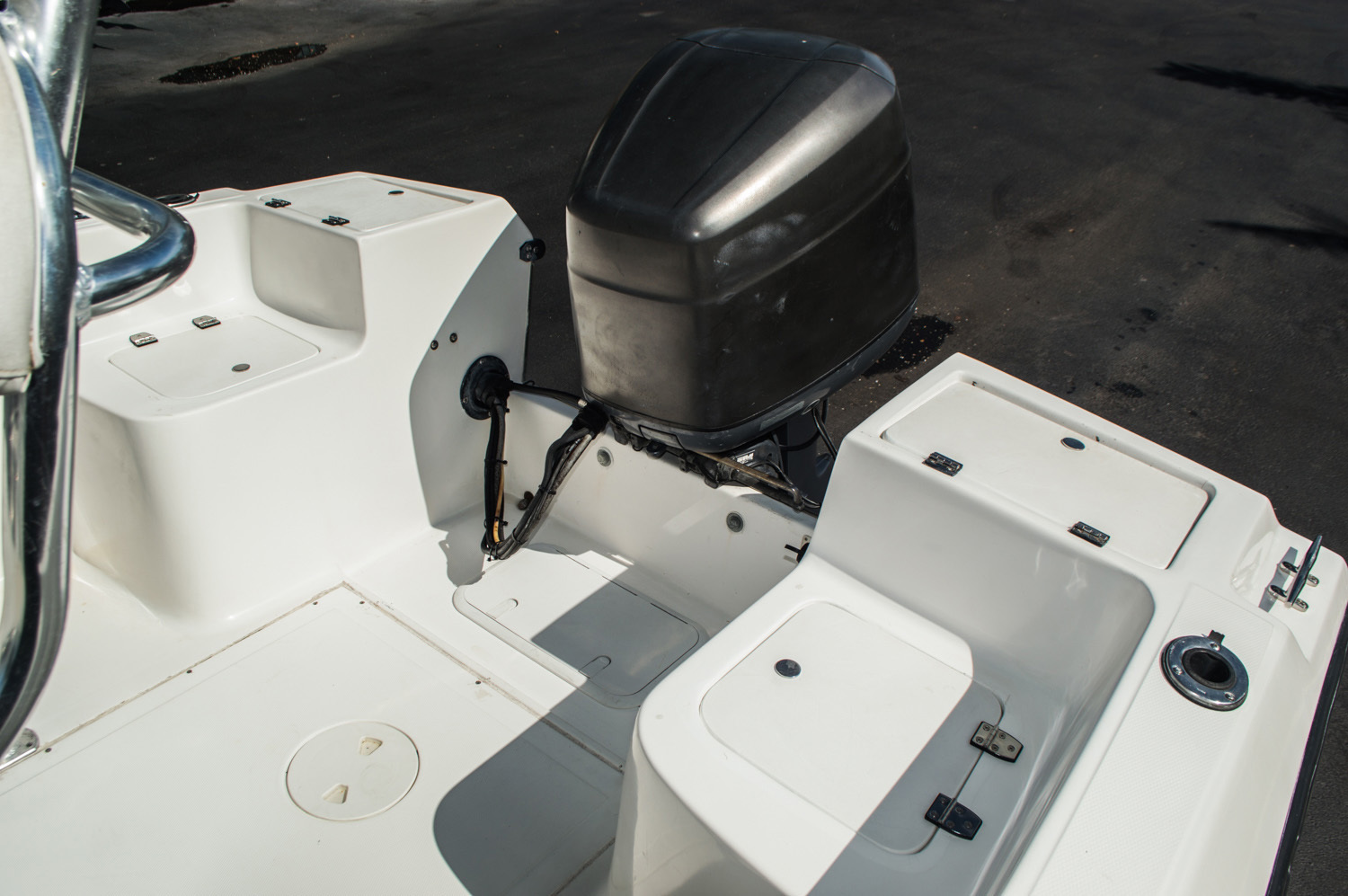 Thumbnail 24 for Used 2002 Angler 204 CC Center Console boat for sale in West Palm Beach, FL