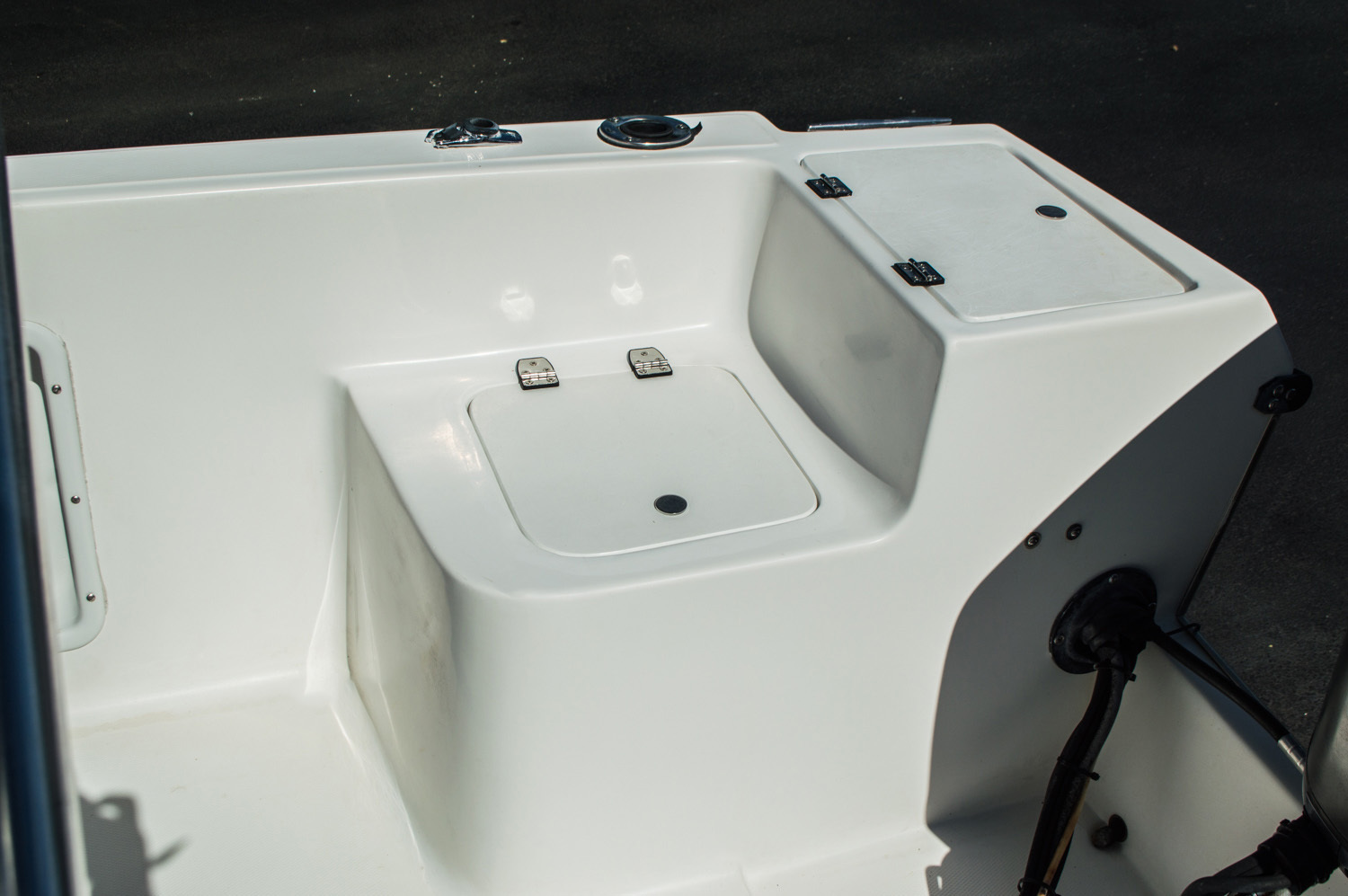 Thumbnail 27 for Used 2002 Angler 204 CC Center Console boat for sale in West Palm Beach, FL