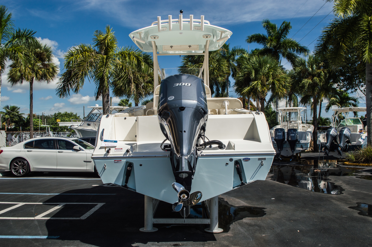Thumbnail 6 for New 2016 Cobia 237 Center Console boat for sale in Vero Beach, FL