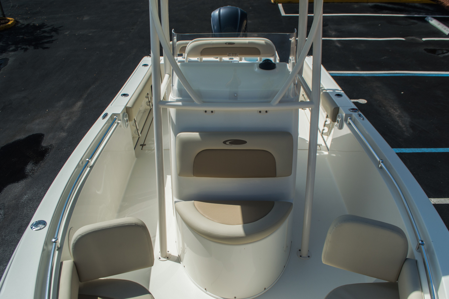 Thumbnail 17 for New 2016 Cobia 237 Center Console boat for sale in Vero Beach, FL