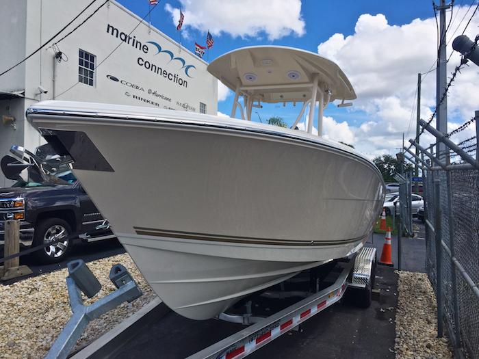 New 2016 Cobia 277 Center Console boat for sale in Vero Beach, FL