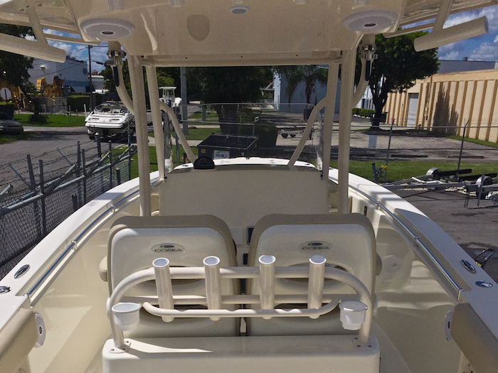 Thumbnail 3 for New 2016 Cobia 277 Center Console boat for sale in Vero Beach, FL