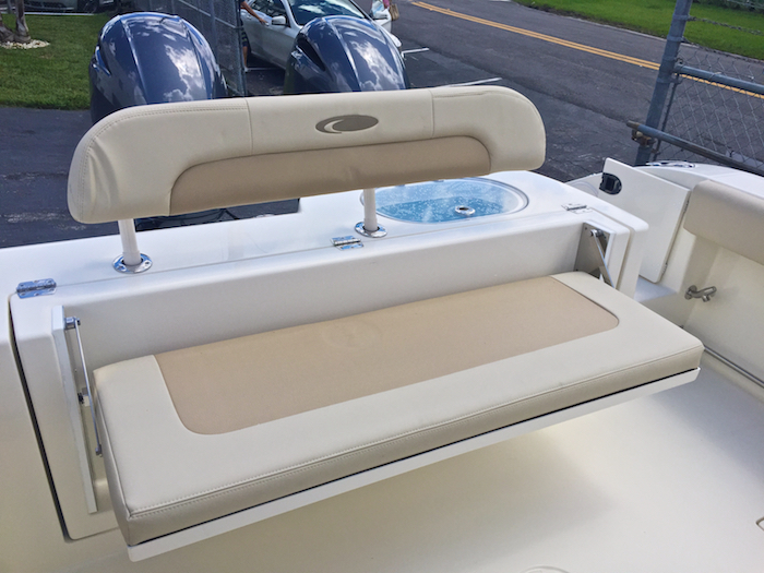 Thumbnail 6 for New 2016 Cobia 277 Center Console boat for sale in Vero Beach, FL