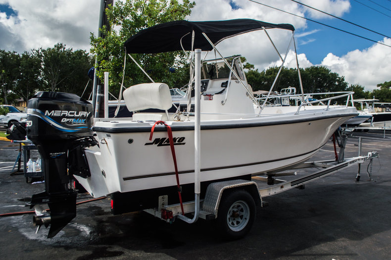 Used 2000 Mako 191 Center Console boat for sale in West Palm Beach, FL