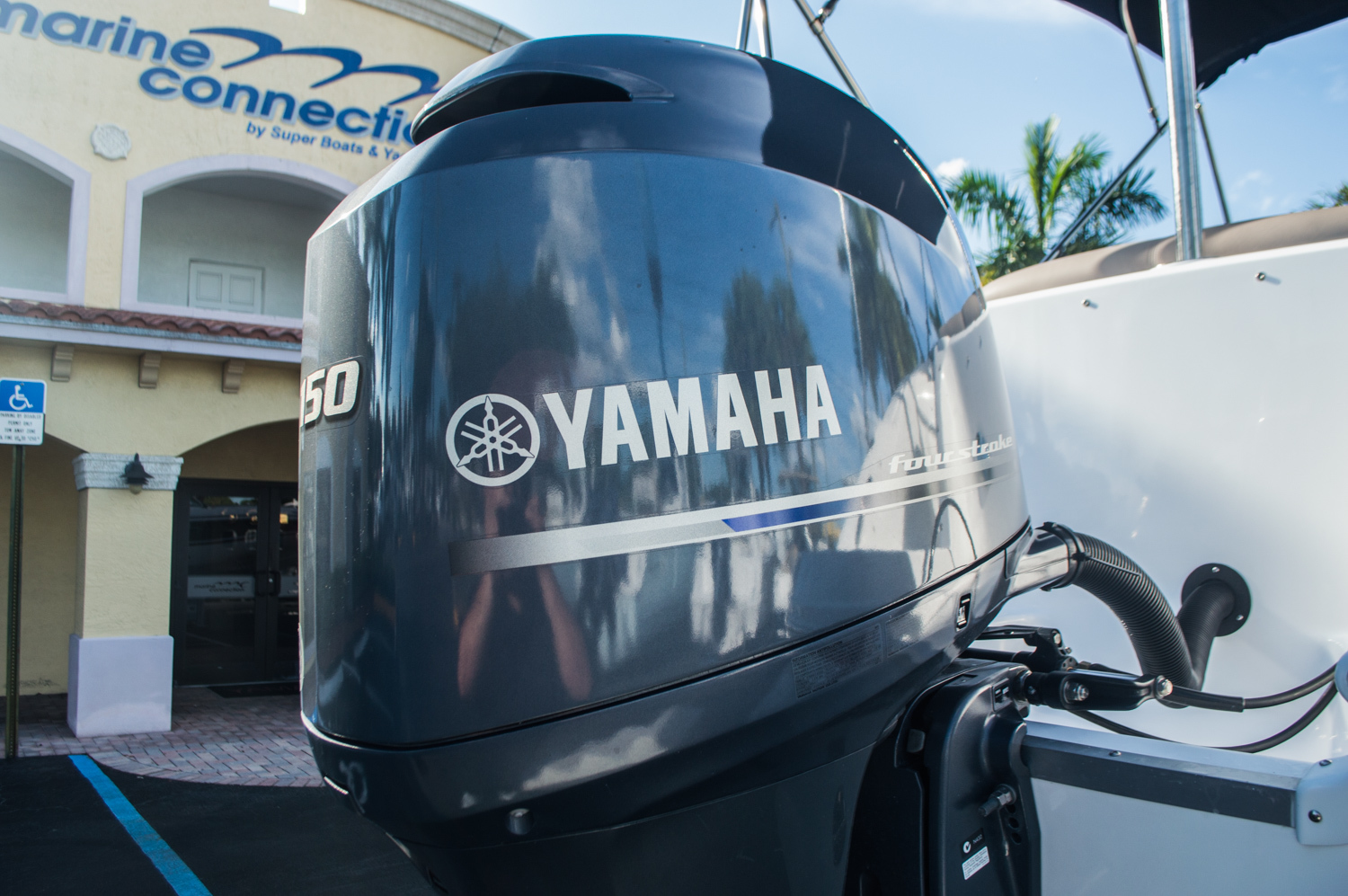 Thumbnail 52 for Used 2014 Hurricane SunDeck SD 2200 DC OB boat for sale in West Palm Beach, FL