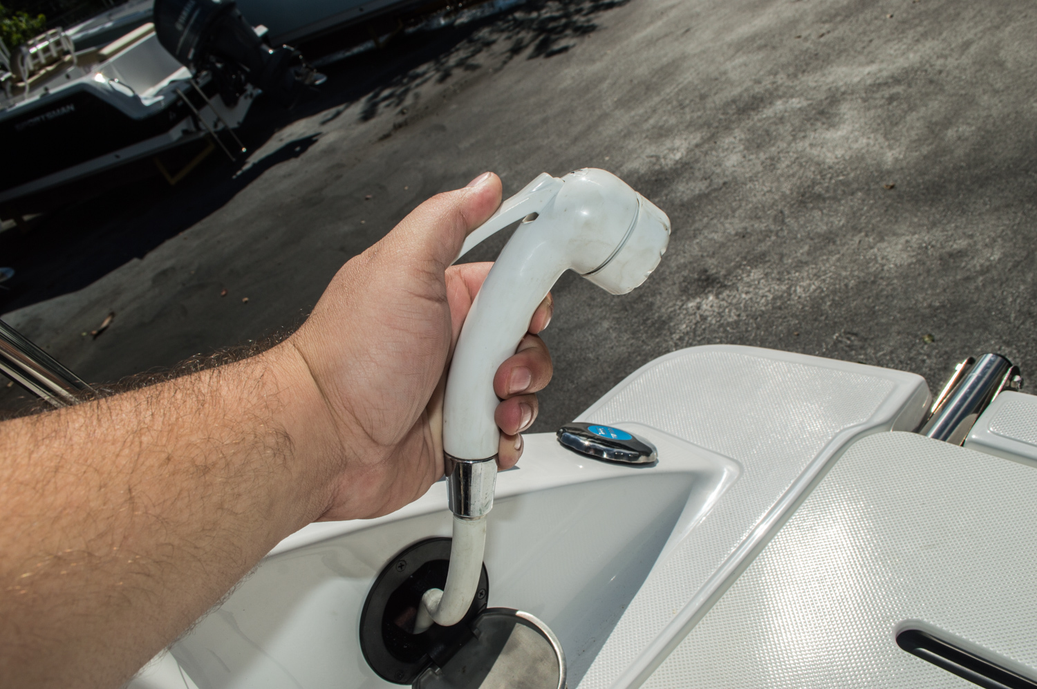 Thumbnail 45 for New 2016 Hurricane SunDeck Sport SS 188 OB boat for sale in West Palm Beach, FL