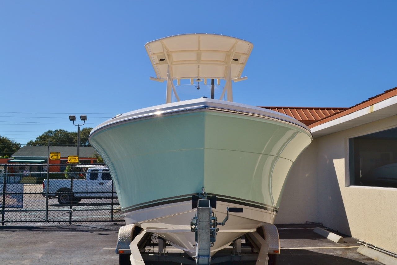 Thumbnail 2 for New 2016 Cobia 217 Center Console boat for sale in Vero Beach, FL