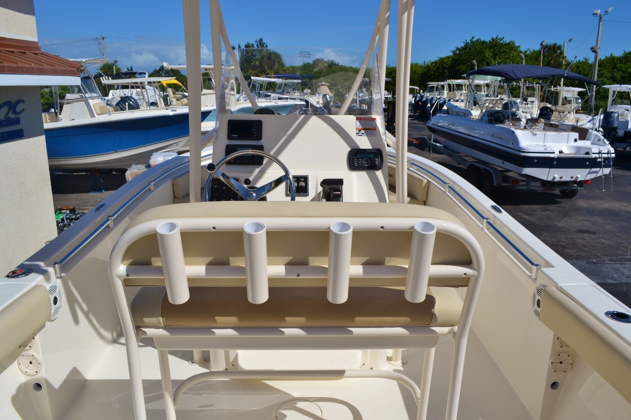 Thumbnail 9 for New 2016 Cobia 217 Center Console boat for sale in Vero Beach, FL