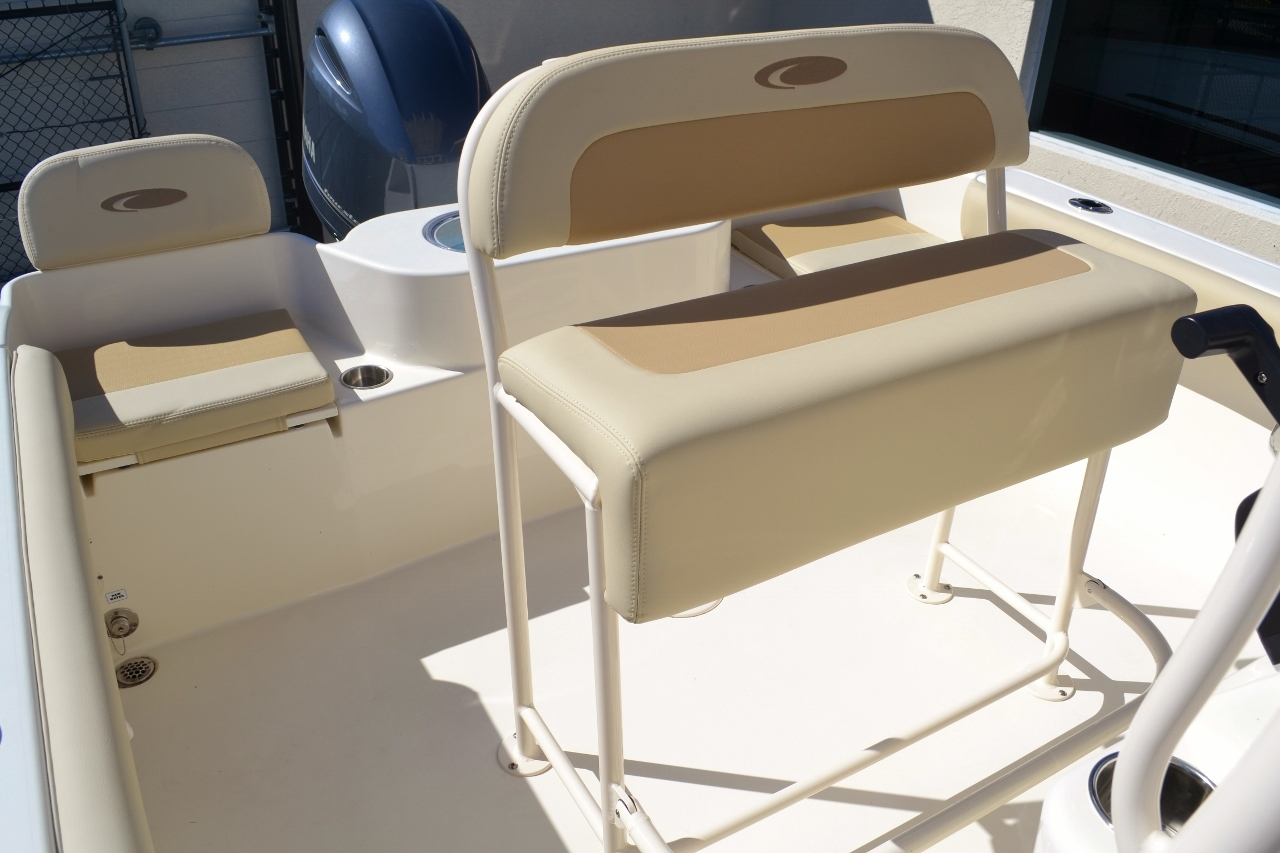 Thumbnail 18 for New 2016 Cobia 217 Center Console boat for sale in Vero Beach, FL