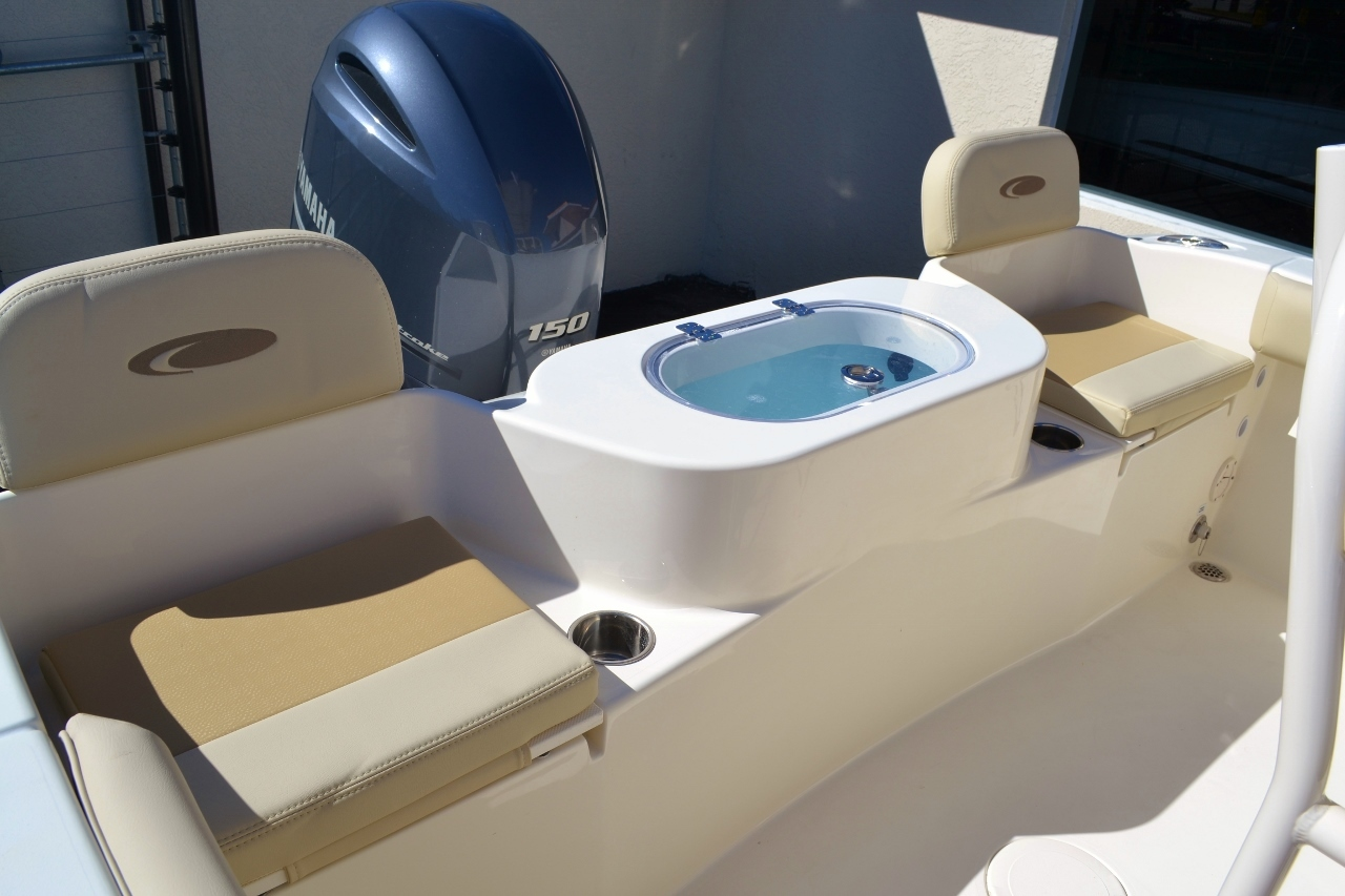 Thumbnail 19 for New 2016 Cobia 217 Center Console boat for sale in Vero Beach, FL