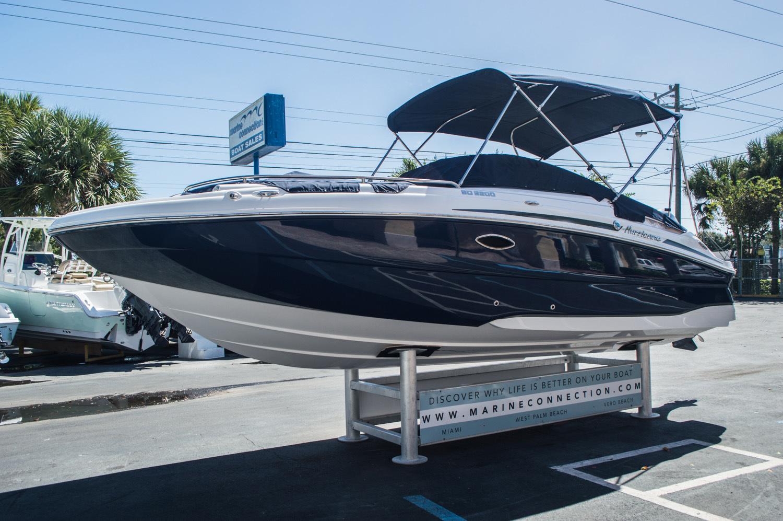 Thumbnail 10 for New 2016 Hurricane SunDeck SD 2200 OB boat for sale in Vero Beach, FL