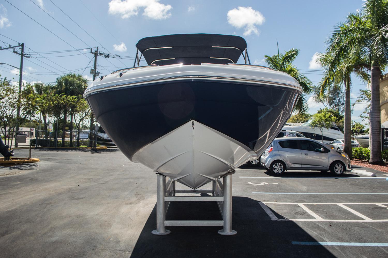 Thumbnail 2 for New 2016 Hurricane SunDeck SD 2200 OB boat for sale in Vero Beach, FL