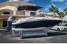 Thumbnail 6 for New 2016 Hurricane SunDeck SD 2200 OB boat for sale in Vero Beach, FL