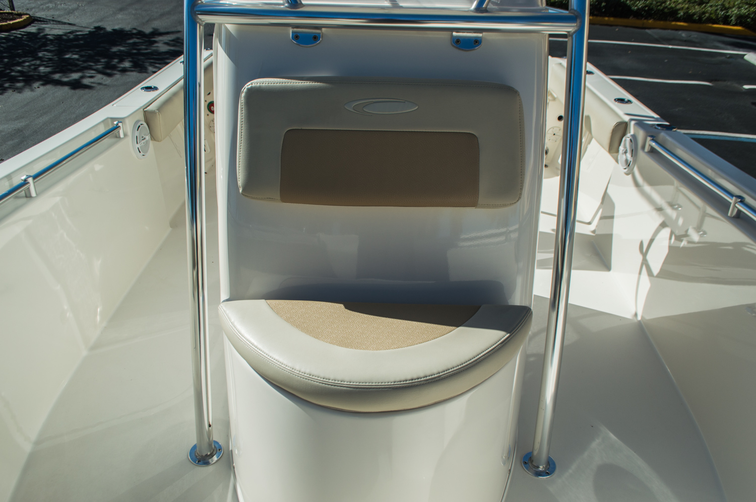 Thumbnail 20 for Used 2014 Cobia 217 Center Console boat for sale in West Palm Beach, FL