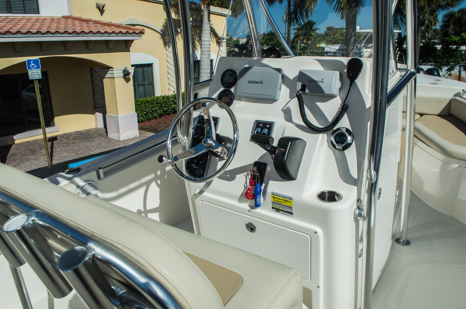 Thumbnail 25 for Used 2014 Cobia 217 Center Console boat for sale in West Palm Beach, FL