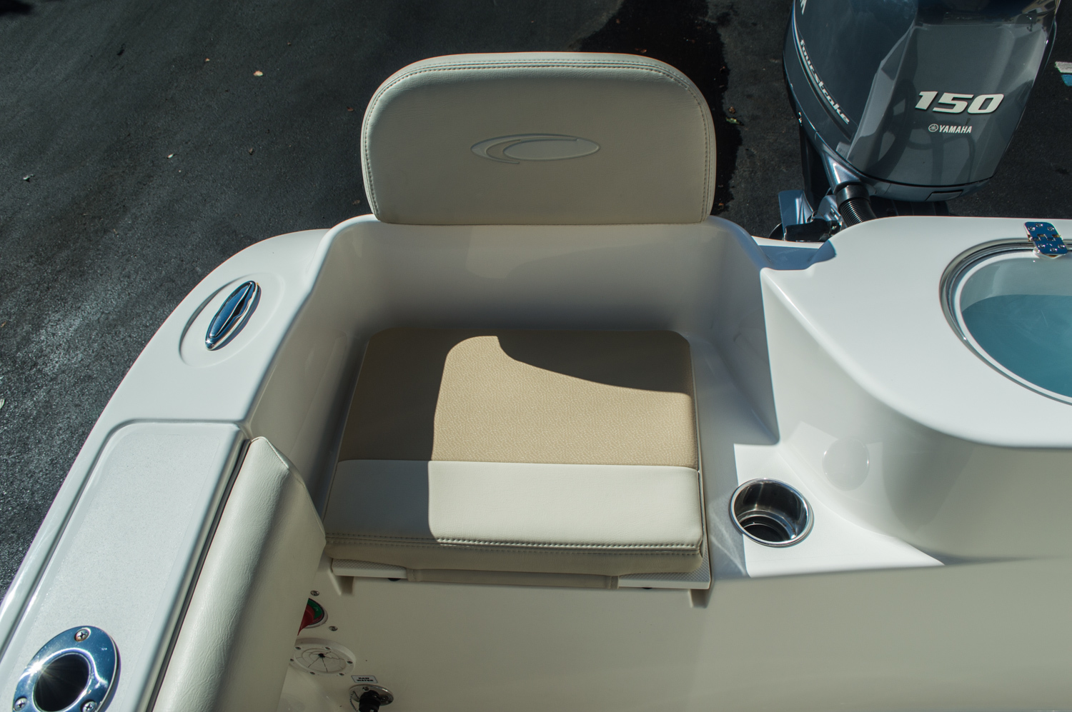 Thumbnail 41 for Used 2014 Cobia 217 Center Console boat for sale in West Palm Beach, FL