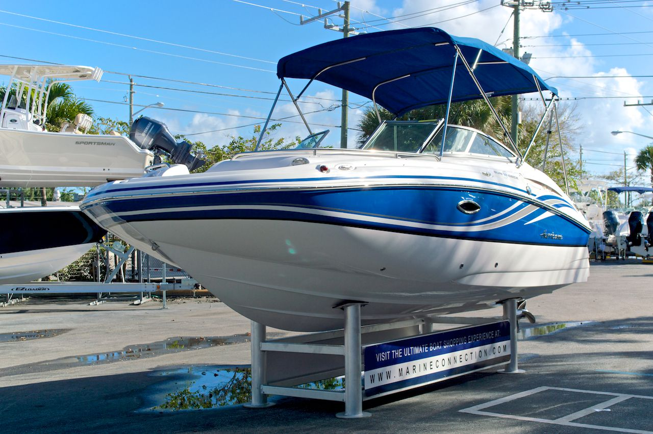 New 2013 hurricane sundeck sd 2000 ob boat for sale in for Hurricane sundeck for sale