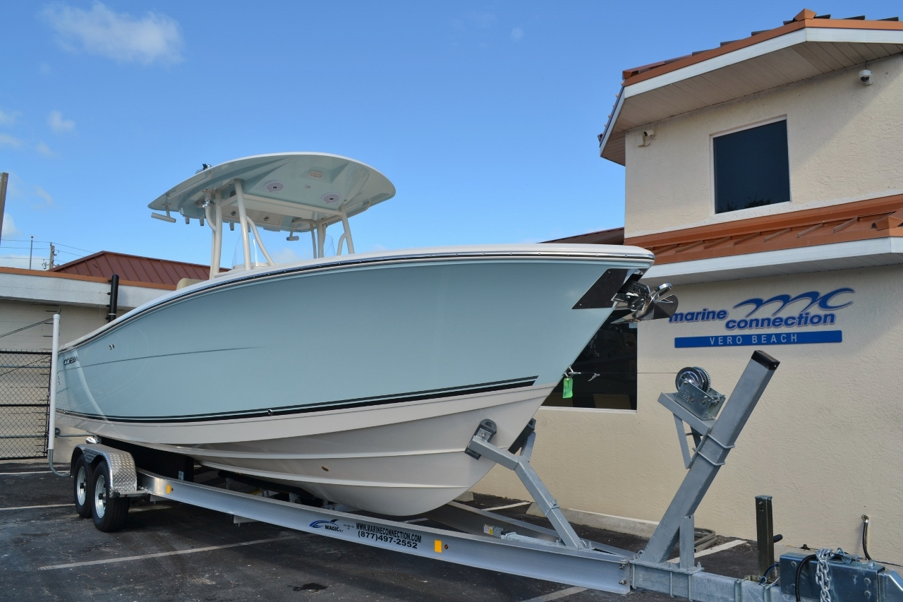 Thumbnail 1 for New 2016 Cobia 277 Center Console boat for sale in Vero Beach, FL