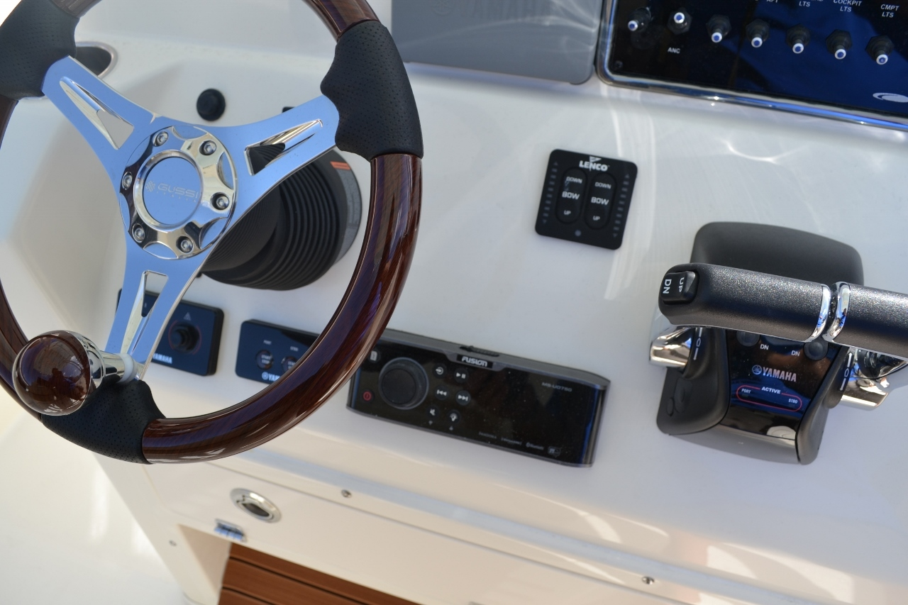 Thumbnail 15 for New 2016 Cobia 277 Center Console boat for sale in Vero Beach, FL