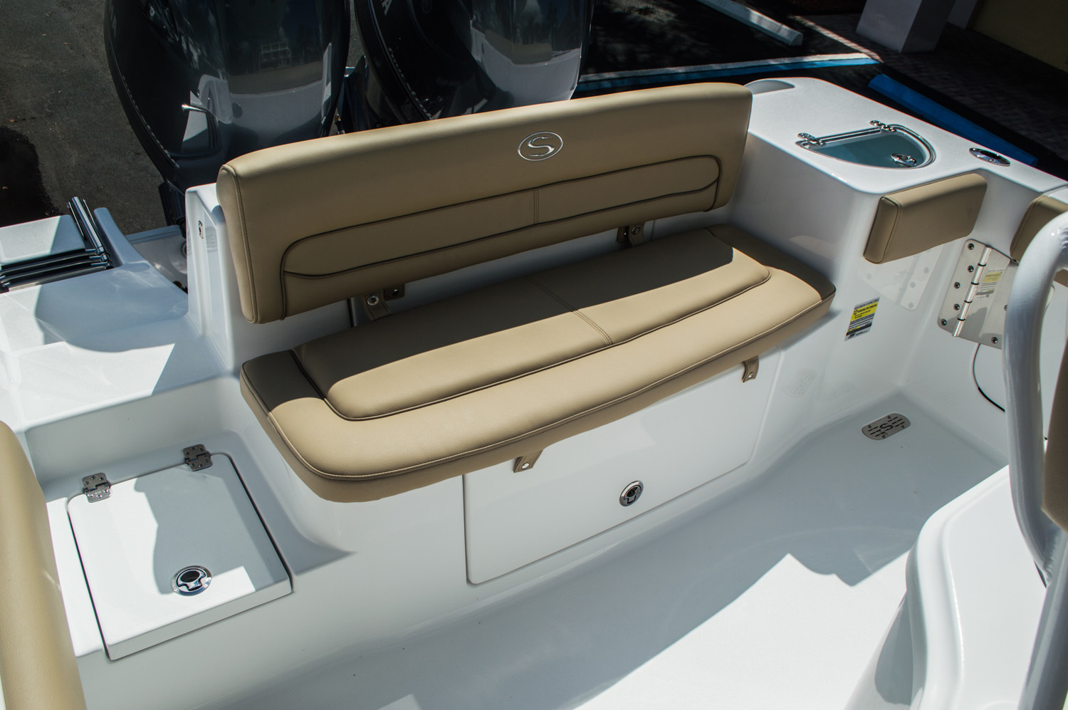 Thumbnail 44 for New 2016 Sportsman Heritage 251 Center Console boat for sale in West Palm Beach, FL