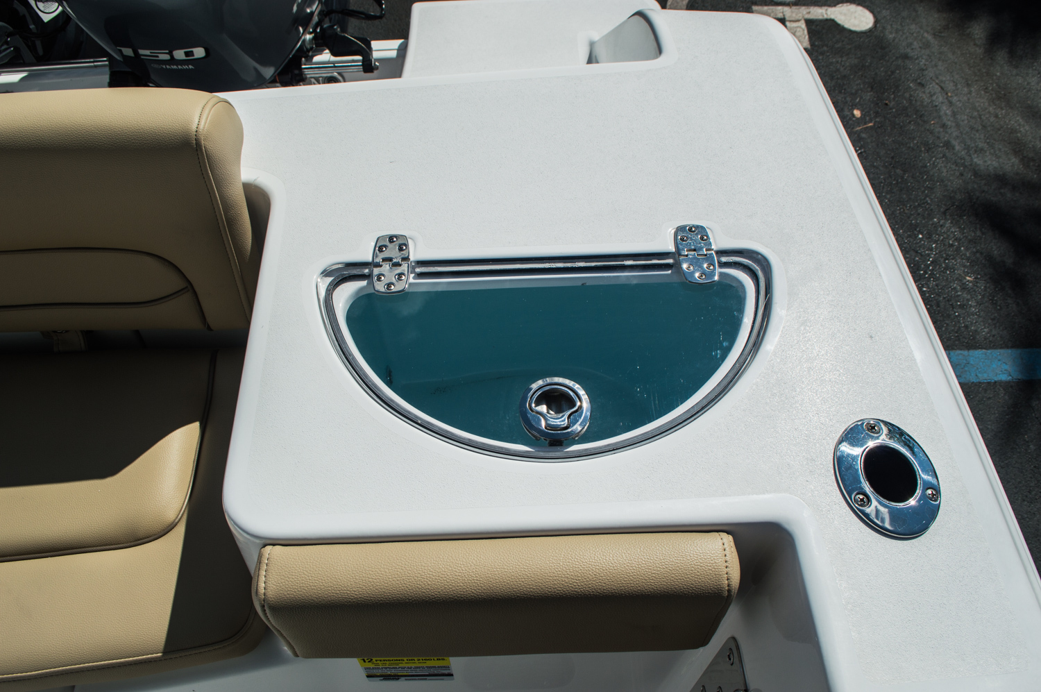 Thumbnail 52 for New 2016 Sportsman Heritage 251 Center Console boat for sale in Miami, FL
