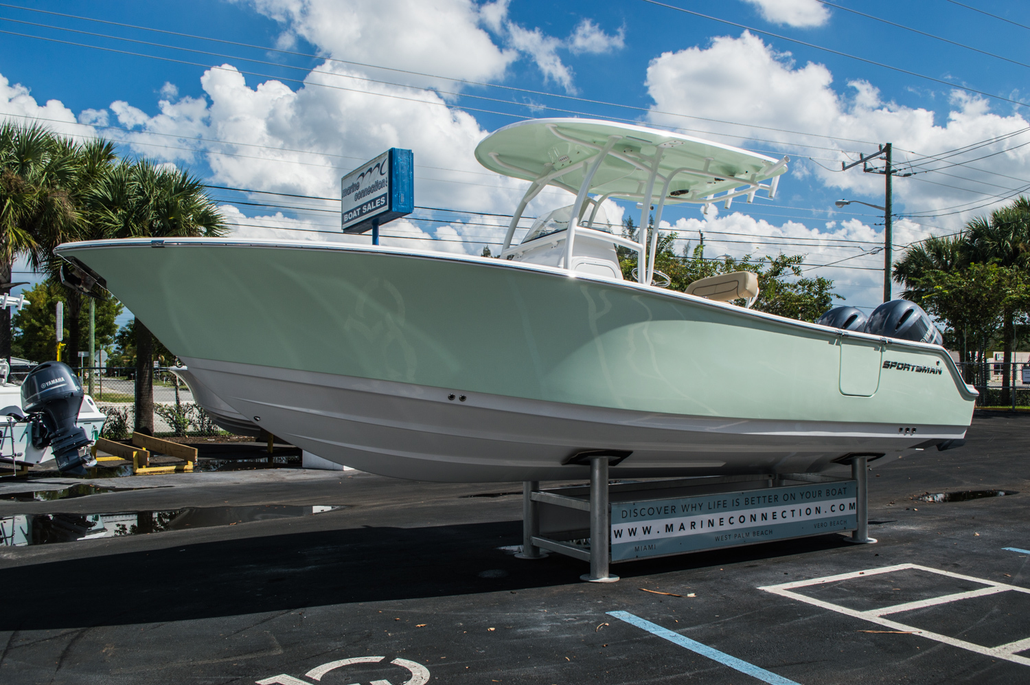 Thumbnail 3 for New 2016 Sportsman Heritage 251 Center Console boat for sale in Miami, FL