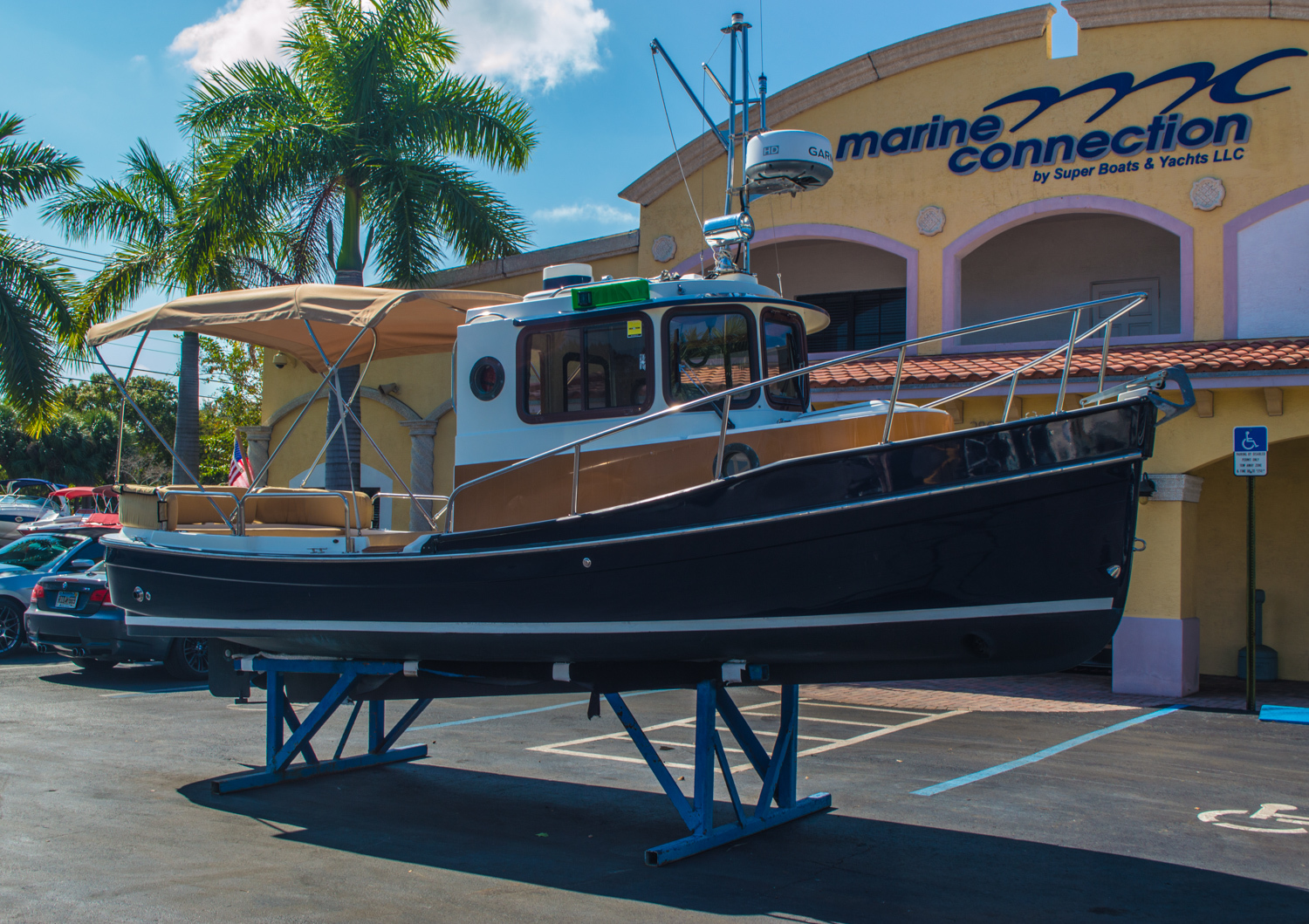 Thumbnail 1 for Used 2010 Ranger Tug R21 EC boat for sale in West Palm Beach, FL