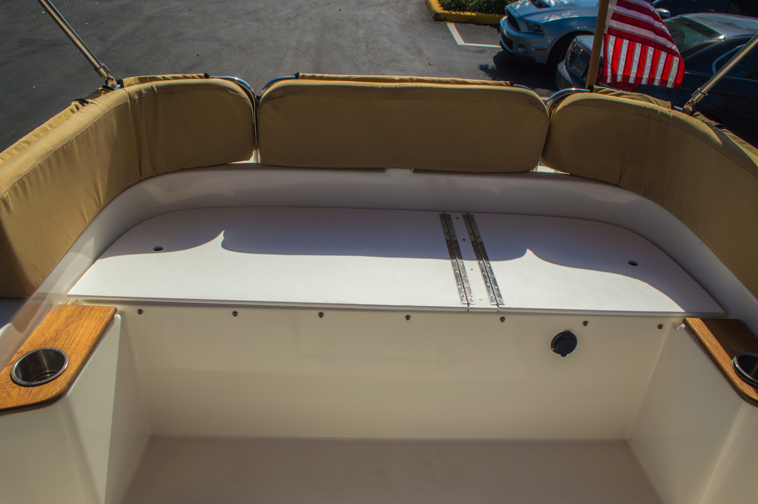 Thumbnail 13 for Used 2010 Ranger Tug R21 EC boat for sale in West Palm Beach, FL