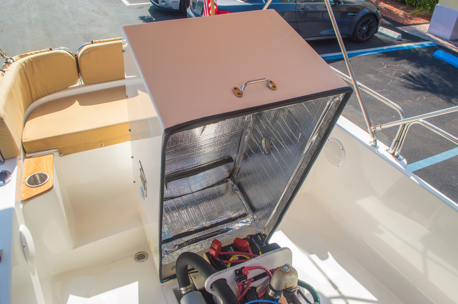 Thumbnail 19 for Used 2010 Ranger Tug R21 EC boat for sale in West Palm Beach, FL