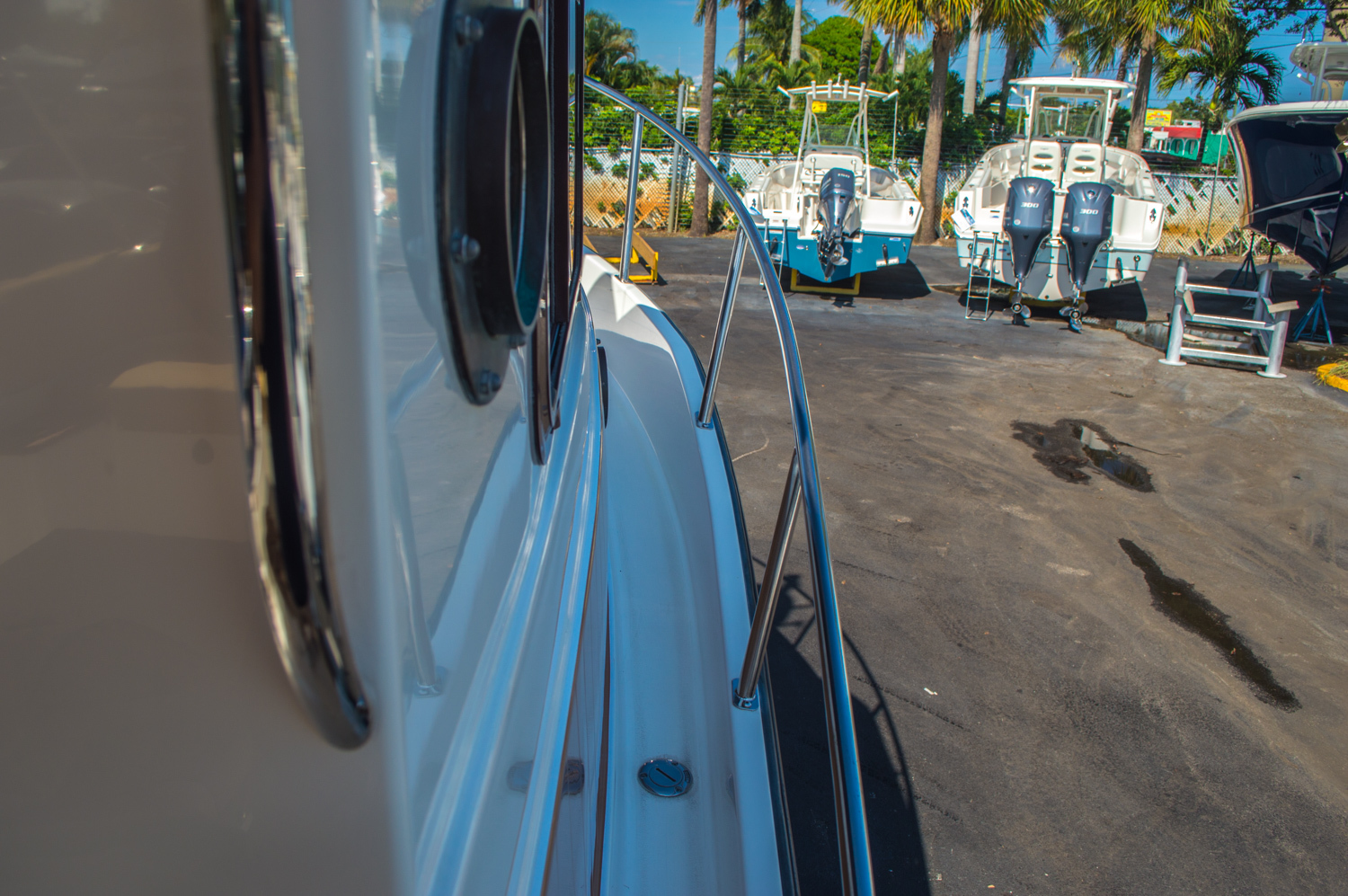Thumbnail 48 for Used 2010 Ranger Tug R21 EC boat for sale in West Palm Beach, FL