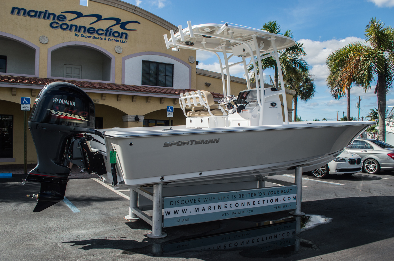 Thumbnail 7 for New 2016 Sportsman Masters 227 Bay Boat boat for sale in West Palm Beach, FL