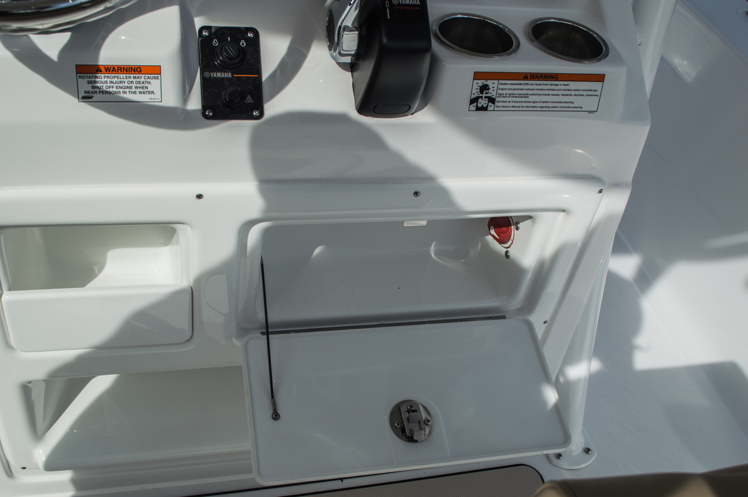 Thumbnail 37 for New 2016 Sportsman Masters 227 Bay Boat boat for sale in West Palm Beach, FL