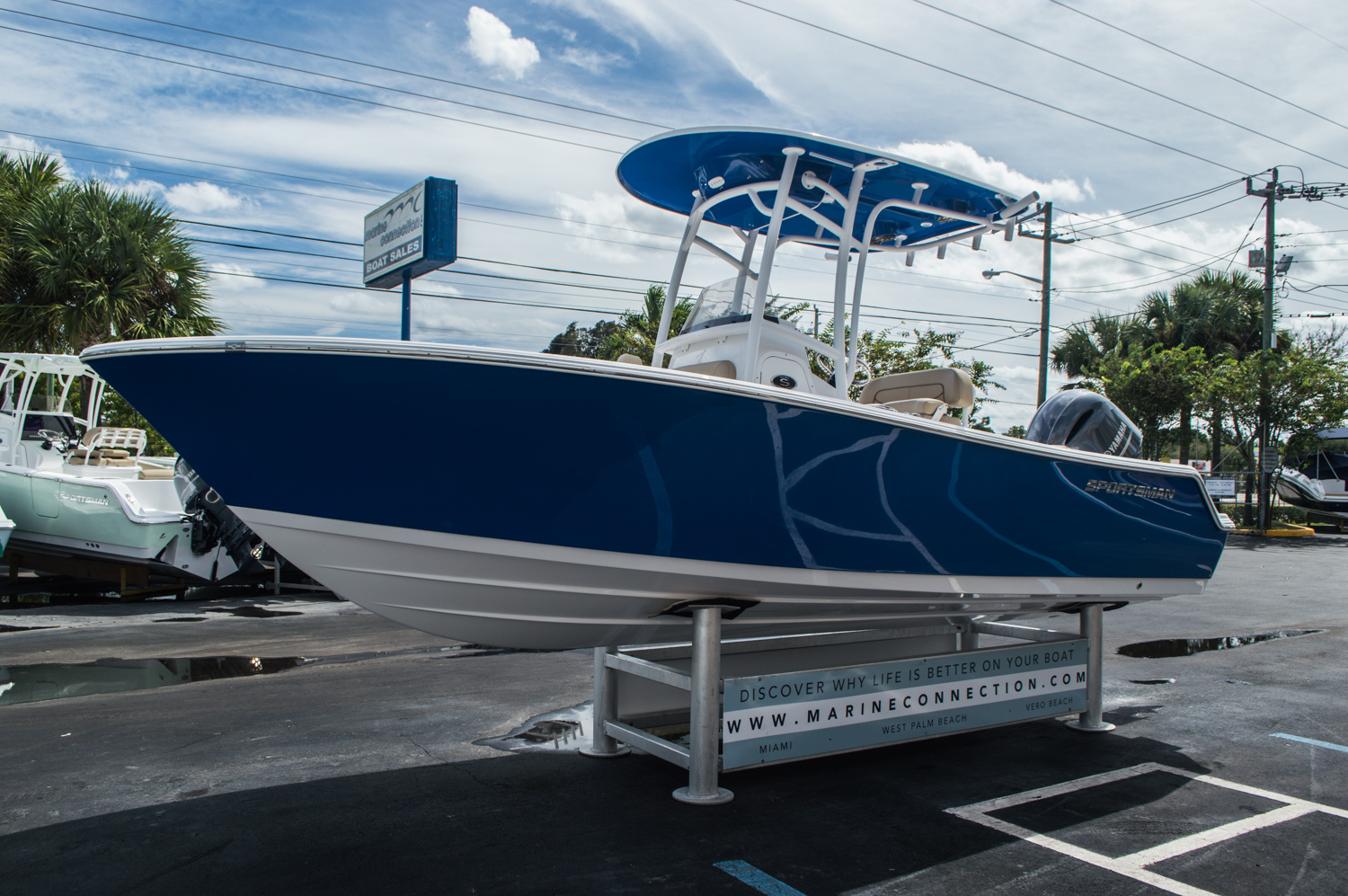 Thumbnail 3 for New 2016 Sportsman Open 212 Center Console boat for sale in Miami, FL