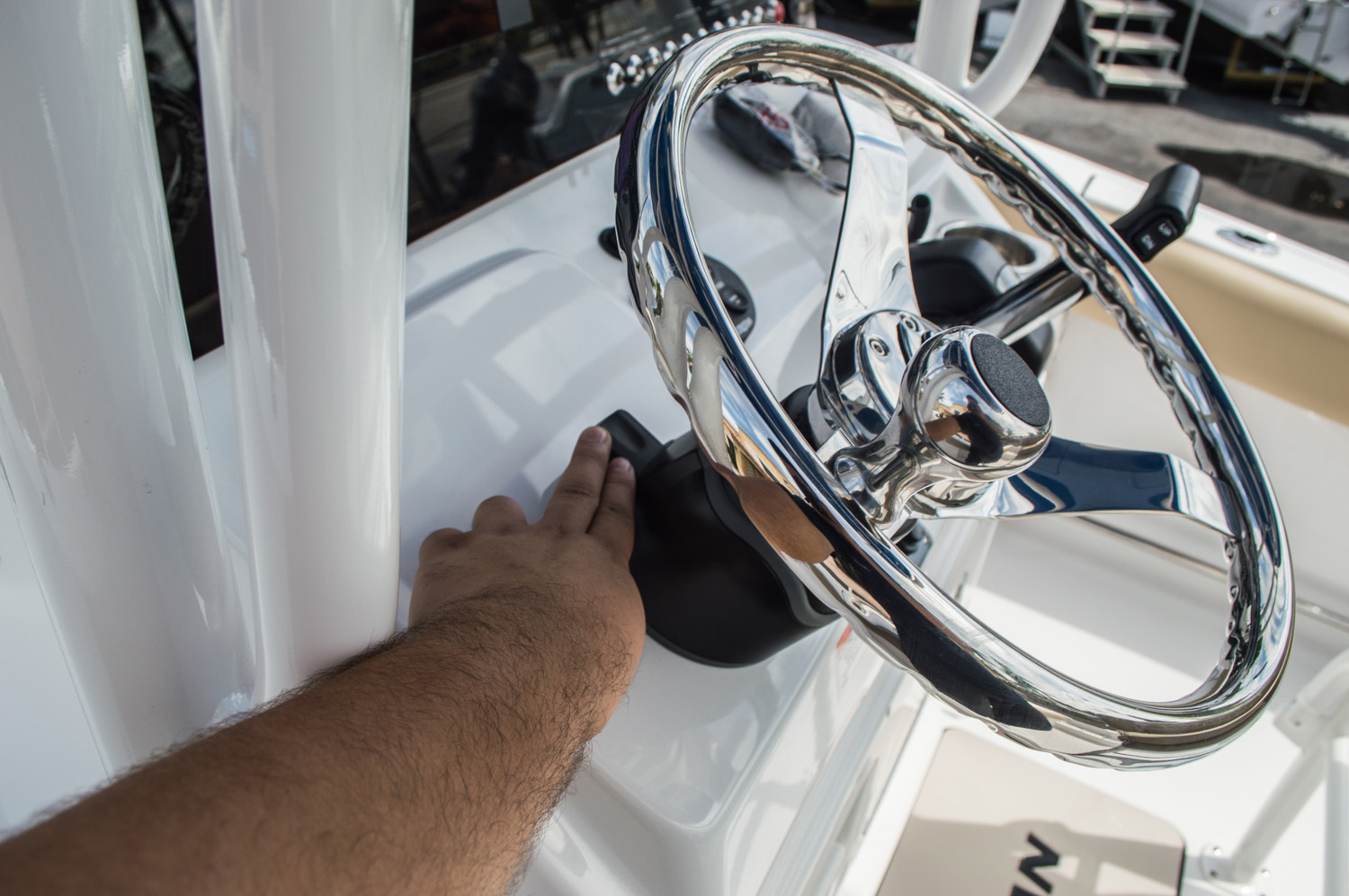 Thumbnail 35 for New 2016 Sportsman Open 212 Center Console boat for sale in Miami, FL