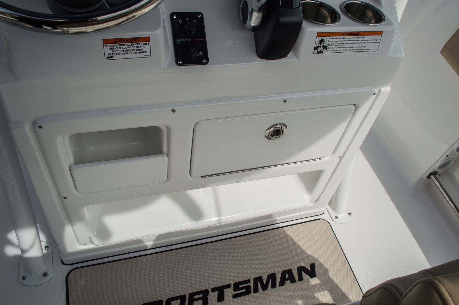 Thumbnail 36 for New 2016 Sportsman Open 212 Center Console boat for sale in Miami, FL