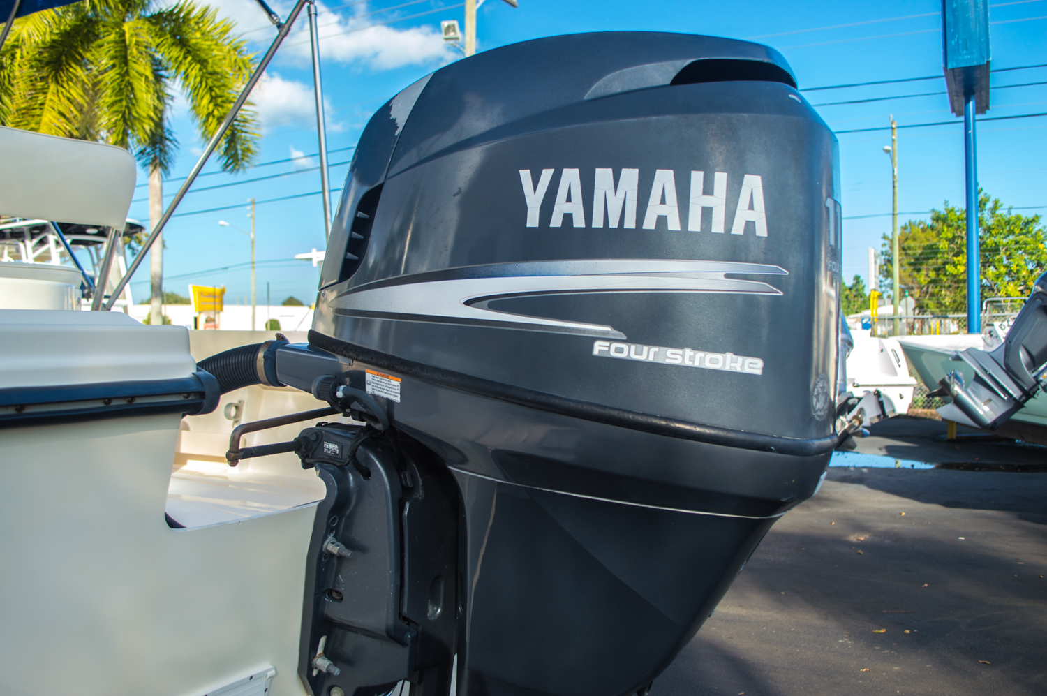 Thumbnail 11 for Used 2008 PARKER 1801 Center Console boat for sale in West Palm Beach, FL
