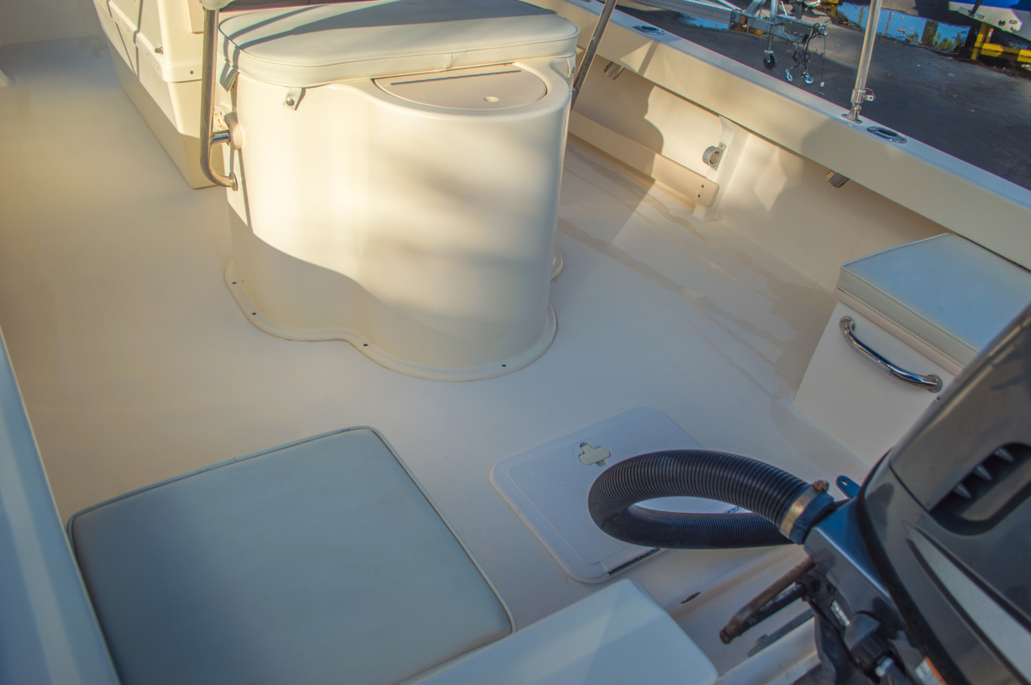 Thumbnail 15 for Used 2008 PARKER 1801 Center Console boat for sale in West Palm Beach, FL