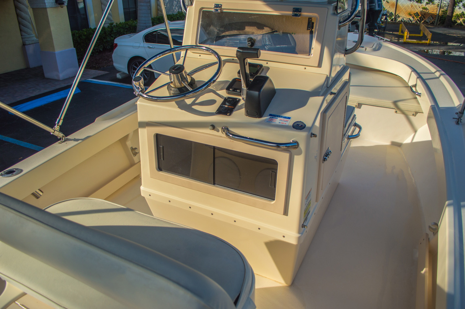 Thumbnail 18 for Used 2008 PARKER 1801 Center Console boat for sale in West Palm Beach, FL