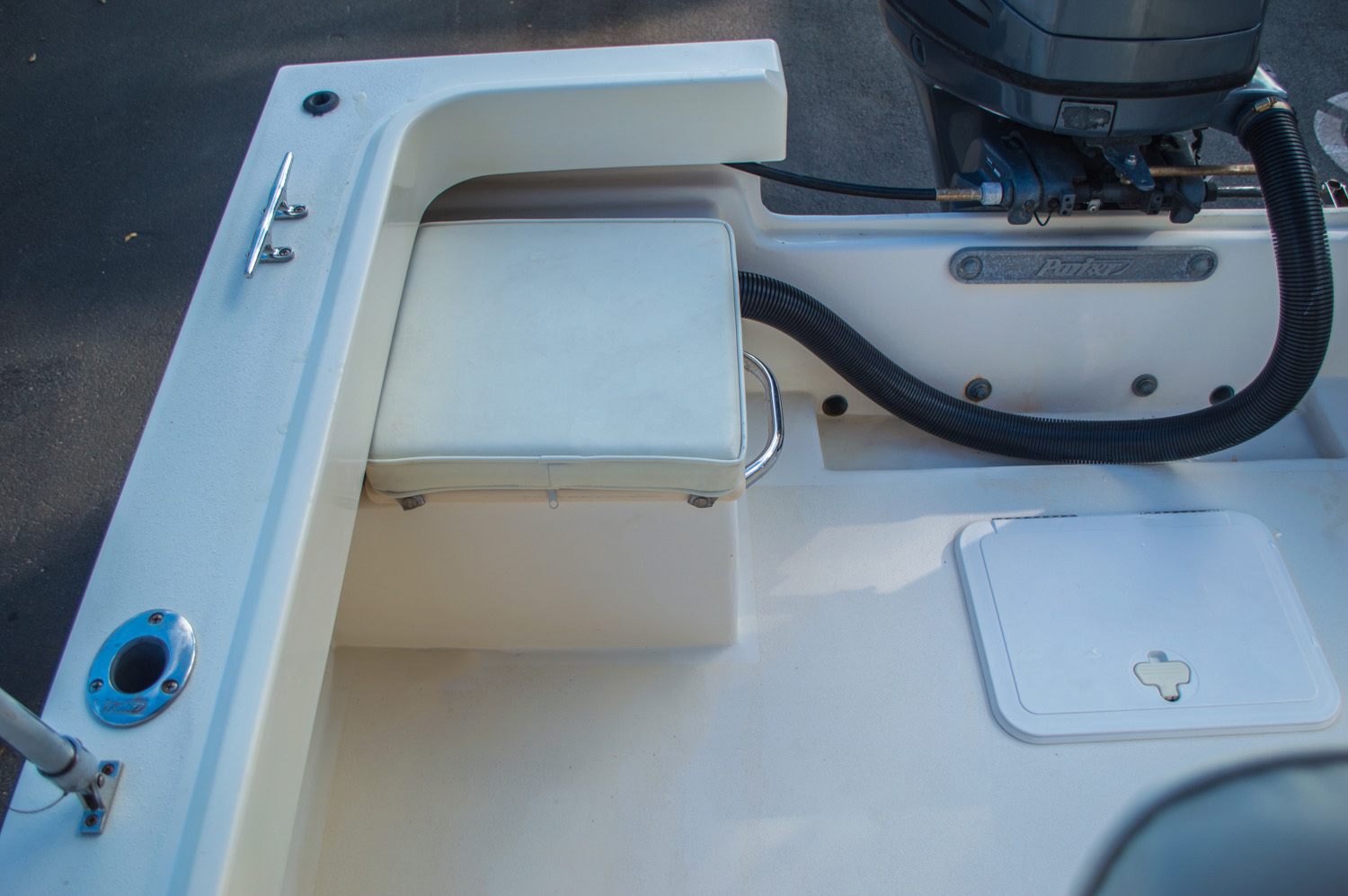 Thumbnail 21 for Used 2008 PARKER 1801 Center Console boat for sale in West Palm Beach, FL